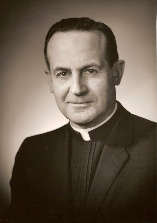 Bishop George Speltz